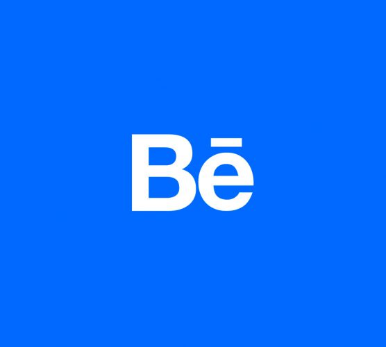 behance icon image